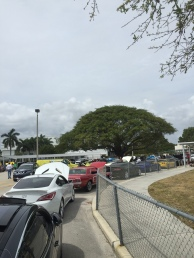 As part of the support for The International Children's Surgical Foundation and Purple Pinkies for Polio, Pompano Beach High School hosted a car show on Feb. 26. Student's family and friends were encouraged to come out, enjoy music and food, as well as support the causes.